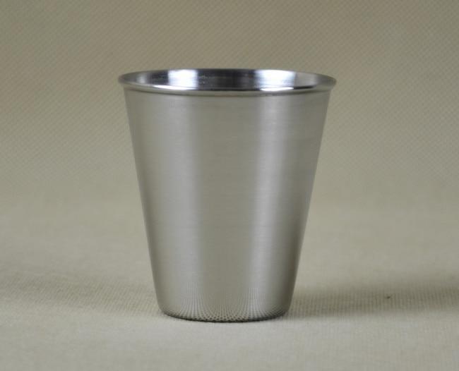 portatile in acciaio inox tazza di acqua all'aperto campeggio viaggio - Cucina, sala da pranzo e bar