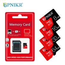 Новейшая карта Micro sd 8 Гб 16 Гб мини sd карта памяти Microsd 32 Гб 64 Гб 128 ГБ Флешка класс 10 Мини TF карта 32 ГБ флэш-накопитель