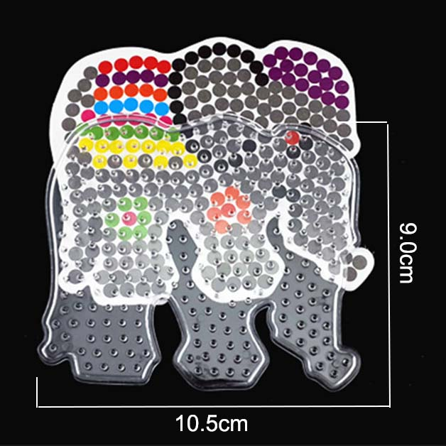 aliexpress com buy 3 pieces lot diy craft fuse beads toy baby