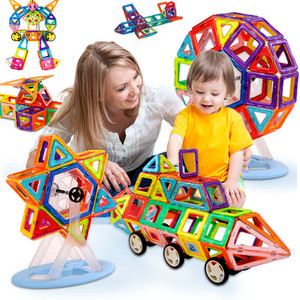 NEW klocki Magnetic Toy Constr
