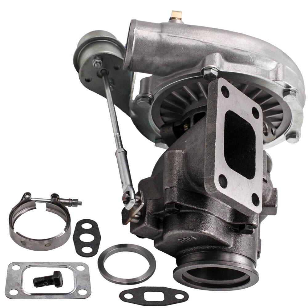 Universal Turbo Kit 4 Cylinder: Universal Turbo For Nissan Safari Patrol GU GQ