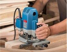 Деревообрабатывающей маршрутизатор древесины триммер электрический вт мм