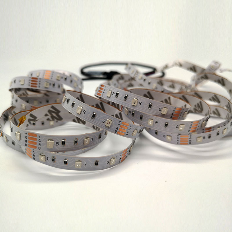 5V 6V 0.5M 1M 2M 3M 4M 5M USB Cable Power LED Strip Light Lamp SMD 3528 Lamp Tape For TV Background Lighting