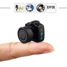 มินิกล้อง HD บันทึกวิดีโอเว็บแคม Y2000 กล้องวิดีโอขนาดเล็ก DV DVR Security Secret Nanny รถ Sport Micro CAM พร้อมไมโครโฟน