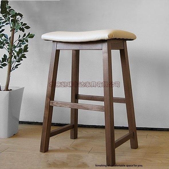 Massief houten meubels eetkamer kruk kruk stoel bankjes eiken ...