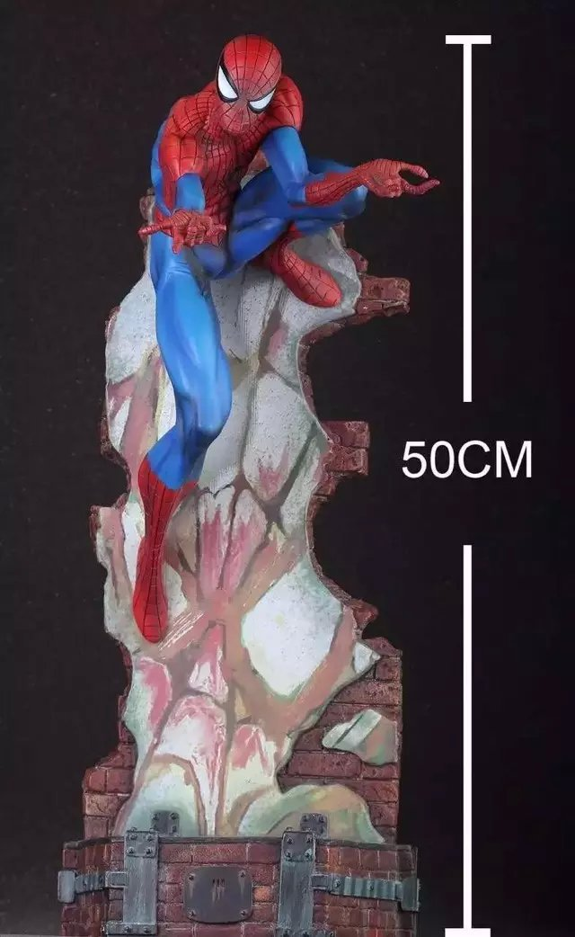 Original Marvel Select Avengers 3 Infinity War Iron Spider Man 7 Action Figure Diamond Select DST