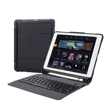 [NEW]  Bluetooth keyboard case for new iPad /iPad Pro/ Air 2 9.7 inch, All-in-one Design Premium leather case +wireless keyboard цены