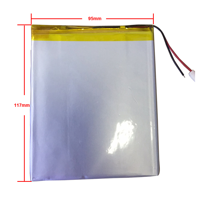 Tablet <font><b>Battery</b></font> Pack <font><b>3.7v</b></font> <font><b>6000mAh</b></font> Polymer Lithium <font><b>Battery</b></font> for Irbis TZ883 3295117 image