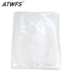 ATWFS 100 sztuk/paczka uszczelniacz próżniowy torba przechowywania żywności do pakowania torby do pakowania próżniowego torby na żywność 12 35CM|Próżniowe przechowywanie żywności|AGD -