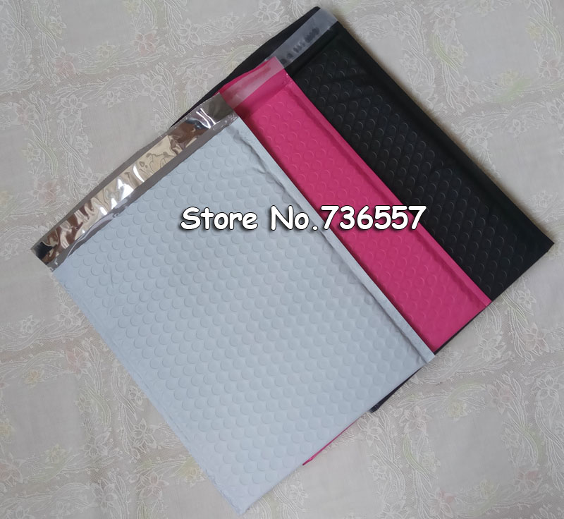 [PB#2]- Pink 8.5X11inch / 216X280MM Usable Space Poly Bubble Mailer Envelopes Padded Mailing Bag Self Sealing [50pcs]