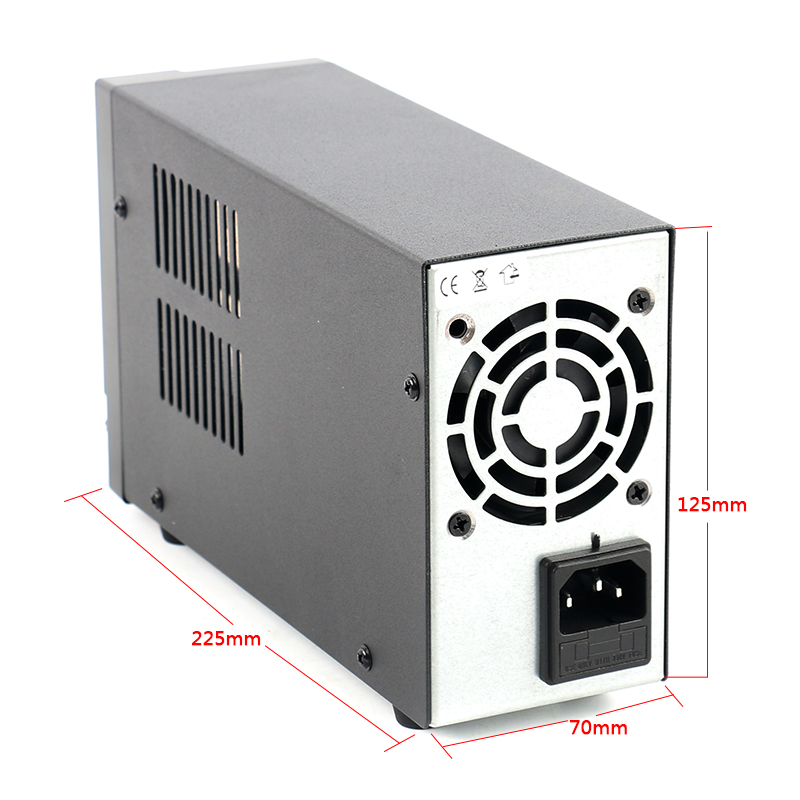 Mini Adjustable Digital DC Power Supply Laboratory Switching Power Supply With Power Display 30V 6A 5A 60V 120V 1A 220V EU Plug-5