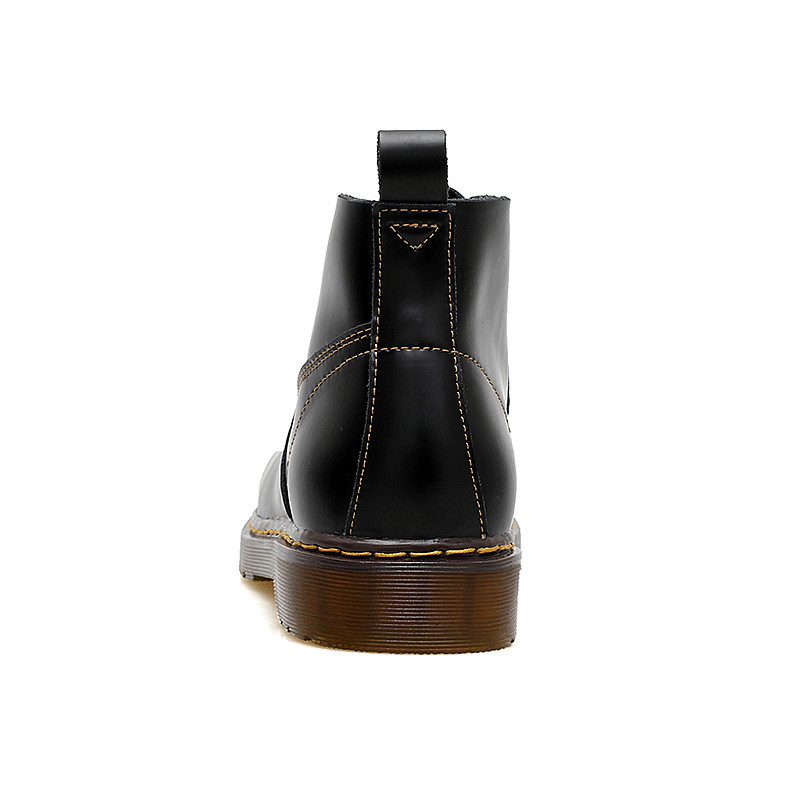 Hommes Brand Automne Robe Martin Cuir Décontracté Chaussures Véritable Bottes Bottines Bota En Masculina Black Design Fashiong Pooloop burgundy N8y0wOvmnP