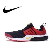 the latest 69bb5 8e048 Original authentique Nike automne AIR PRESTO hommes respirant chaussures de  course Sport baskets extérieur Designer athlétique
