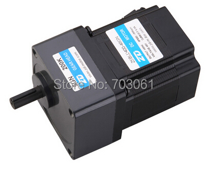 400W low voltage BLDC motors DC brushless with gearbox Micro gear