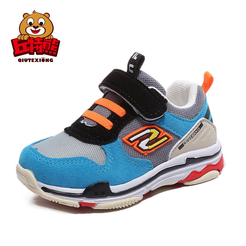 Spring Summer Boys Shoes Brand Sneakers 2018 New Kids Shoes for Girl Comfortable Baby Sneakers Colorful Children Shoes Sport