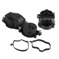 1Set Crankcase Oil Breather Valve Separator for BMW E46 E60 E61 E65 E66 X3 11127799225 Breather Oil Separator Car Accessories