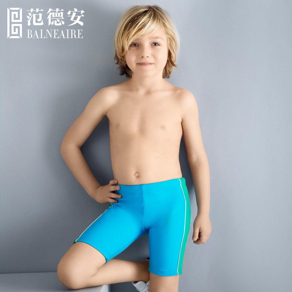 Fan Dean 2015 niños traje de baño partido chico troncos de