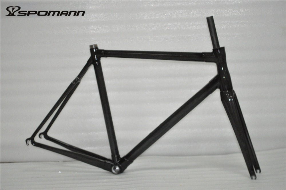 2017 china carbon road bike frame best selling cheap cycling bicycle oem track frame with fork