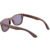 Gafas de sol de bambú de madera gafas de sol gafas de diseño de lujo con la caja original deportes z6016