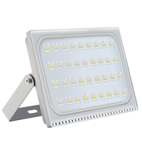 Ultraslim 200W LED Floodlight Outdoor Security Lights 110V 220V Cool White Waterproof IP65