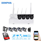 960P Security Camera System 1TB Hard Drive Wifi Wireless 4ch NVR IP Camera System IR Outdoor P2P CCTV Camera System