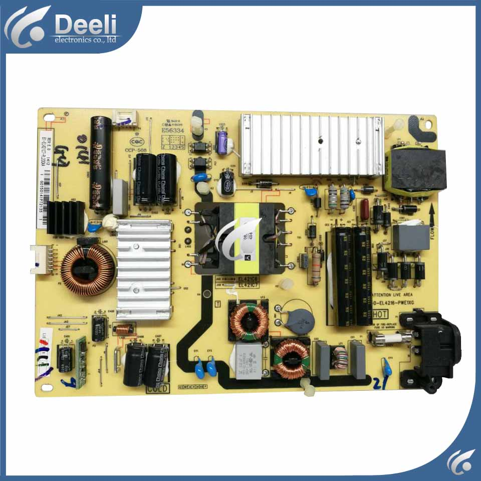power supply board 40-EL4216-PWF1XG 81-EL421C7-PL200AA second-hand board