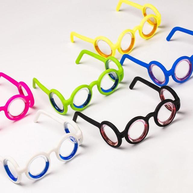 Outdoor Travel Tool Anti-Motion Sickness Glasses Cure Your Motion Sickness in 10-12 Minutes Sickness Glasses Carsickness Glasses 5
