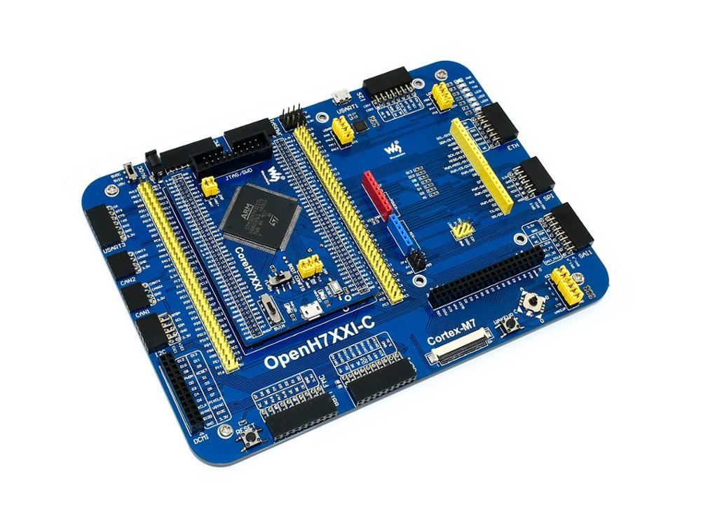 Waveshare OpenH743I-C Standard, STM32H7 Development Board