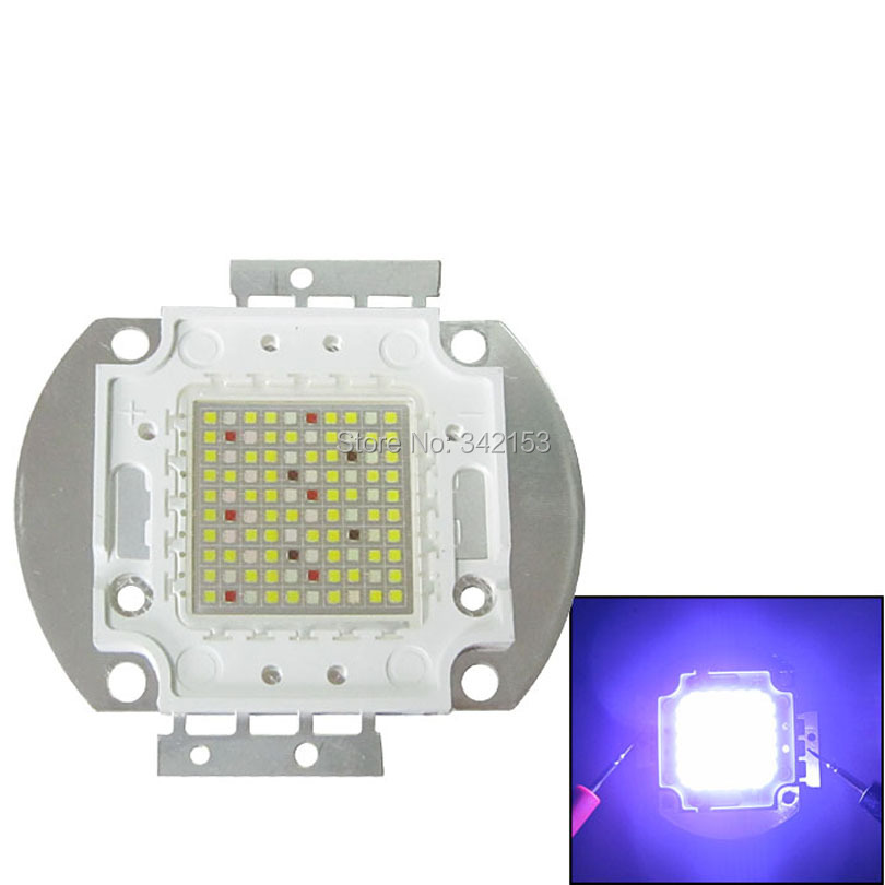 ФОТО New Arrival 100W High Power Led Lamps Light Six Color 18000K:450nm:410nm:430nm:590nm:660nm = 60:10:10:10:6:4 Led Chip Moudle
