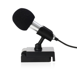 Image 5 - מיקרופון מיני מיקרופון עבור קריוקי נייד 3.5mm שקע מיקרופון מיקרופוני Microfono מיקרופון לדיבור מוסיקה קול שיא