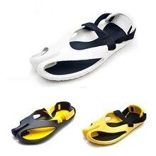 Retail Sizes 39-44 Fashion Summer Style Shoe Men Casual Beach Sandals Male Soft PU Slides Slippers Antiskid Flip-Flops Man Shoe
