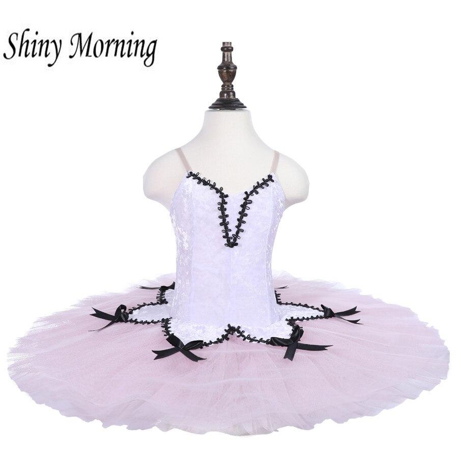 2e0f4671a Falda tutú de ballet clásico para adultos, falda de ballet profesional de  paquita, vestido de ...