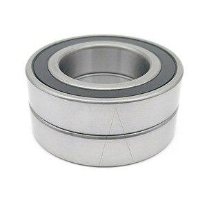 Image 3 - 1 Pair MOCHU 7007 7007C 2RZ P4 DB 35x62x14 35x62x28 Sealed Angular Contact Bearings Speed Spindle Bearings CNC ABEC 7
