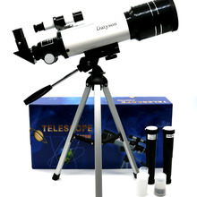 Cheap price Datyson F40070M HD Astronomical Telescope with Compact Tripod Terrestrial Space Monocular Moon Watching Kids Gift