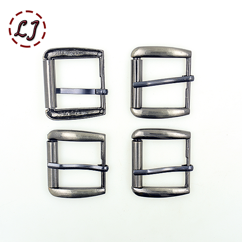 Nouveau arrivé haute qualité 10 pcs lote 24 mm carré noir alliage de métal  chaussures sacs ceinture boucles accessoire bricolage à coudre XK064 9ab6b384451
