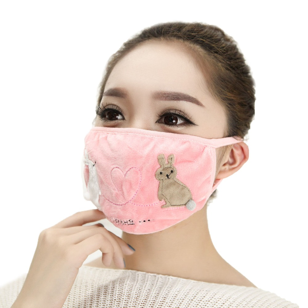 Germ Anti Comfy Respirator Mouth Dust Face Cover Mask Cotton