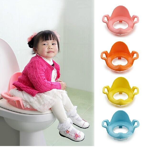 Nova Venda Quente Criança Assentos Sanitários Bebê Infantil Anel Potty Higiênico Espessamento Assento Do Vaso Sanitário De Plástico Bebê