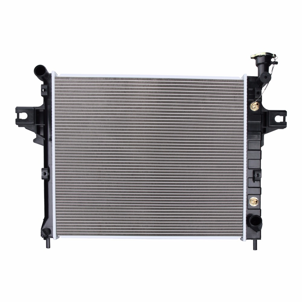 Car Radiator For Jeep Grand Cherokee WJ WG Series 4.7L V8 1999-2005 Auto/Manual fortune auto tercel starlet ep82 ep91 1990 1999 500 street series coilovers