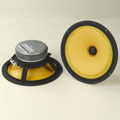 H-014 F6 Full Range Speaker Driver HIFI Aluminum nickel and cobalt 6.5 inch vacuum tube amplifier speaker good quality (pair) электромеханическая швейная машина vlk napoli 2100