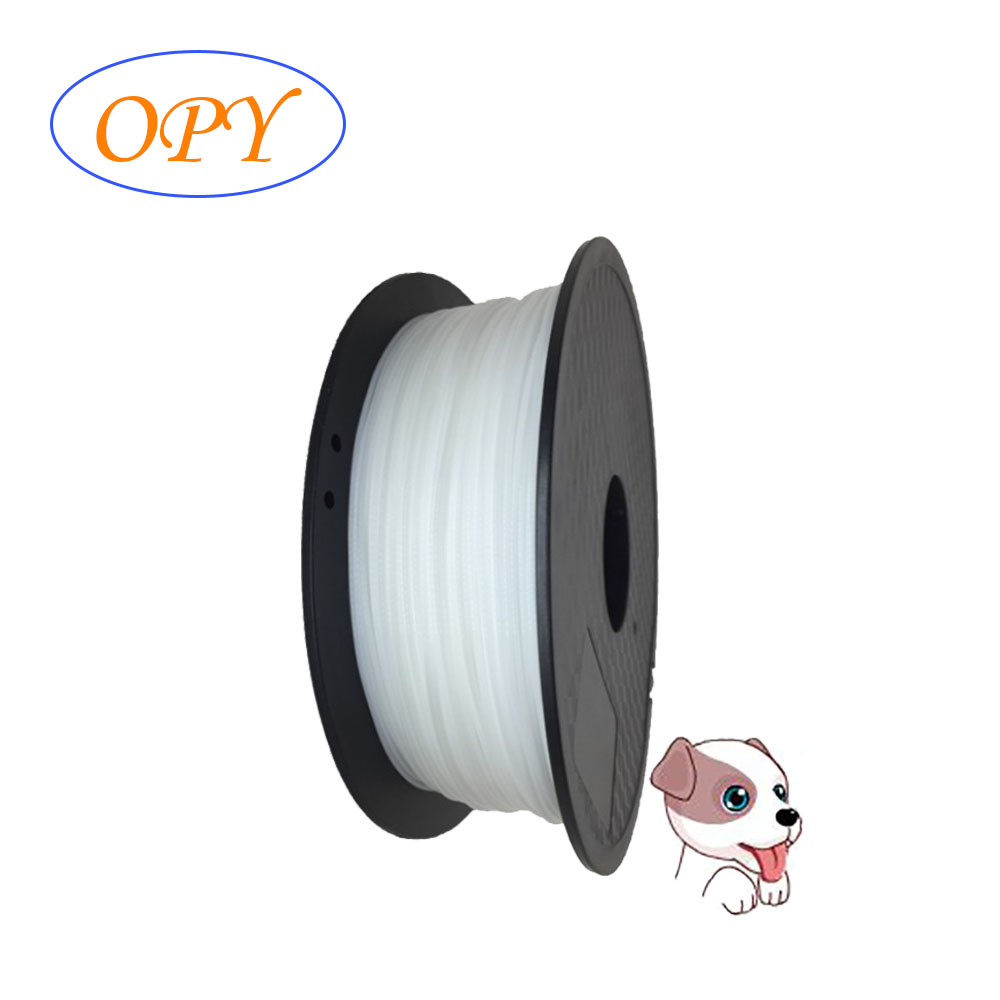 Pa Nylon Polyamide 3D Filament Printer 1.75 Mm 1 -f- 75 1kg Diy For Shipping Thread White Nature Color