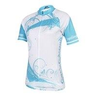 Hot Sale!!!2015 NewOutdoor Women's Cycling Jersey Bike Bicycle Clothing Short Sleeve jersey Top S-2XL CC1513