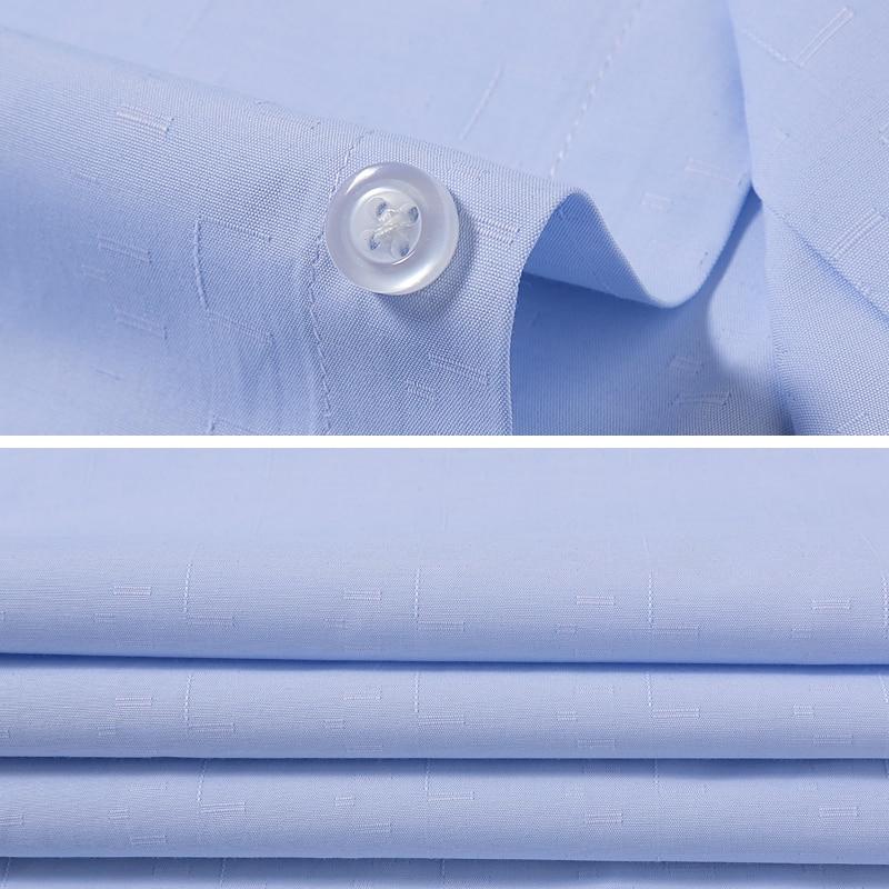 2018 New Arrival Brand Casual Shirt Men Long Sleeve Fashion Luxury Formal Male Shirts Blue Wedding Shirts Men Camisas Social