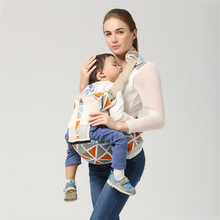 Sling For Newborns Kangaroo For Baby Backpack Stool Baby Carrier Hipsit Belt Sling Belt Pouch Baby Accessories Baby Kangaroo cheap Backpacks Carriers Honeylulu 20KG Front Carry Front Facing 3-30 months COTTON LZ1210 geometric LZ Fashion Single-shoulder Baby Sling