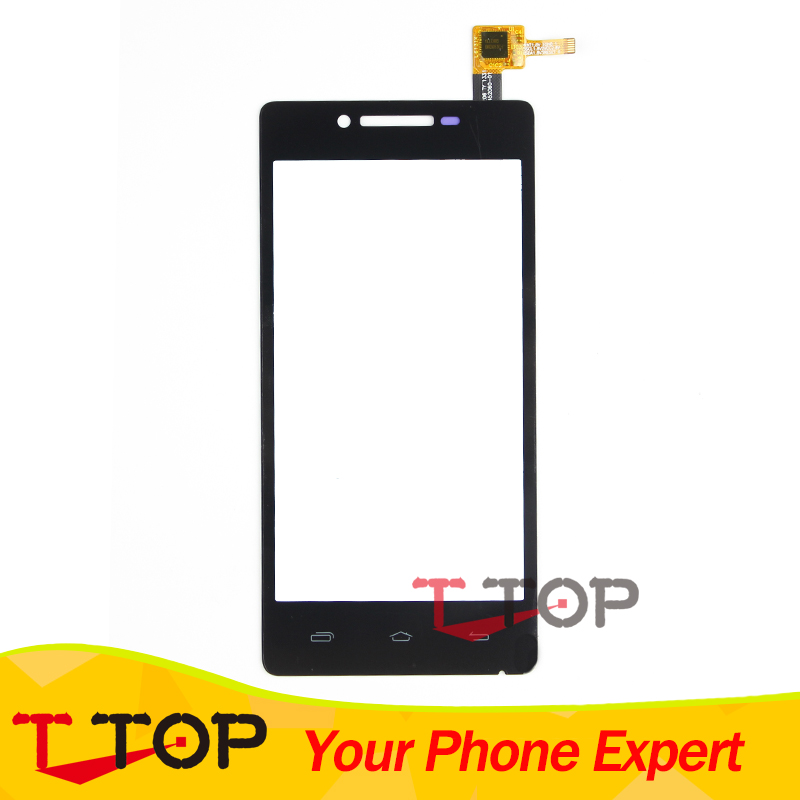 4.5 inch PAP5451 Touch Panel For Prestigio MultiPhone PAP 5451 Duo Touch Screen Digitizer Black Color 1PC/Lot