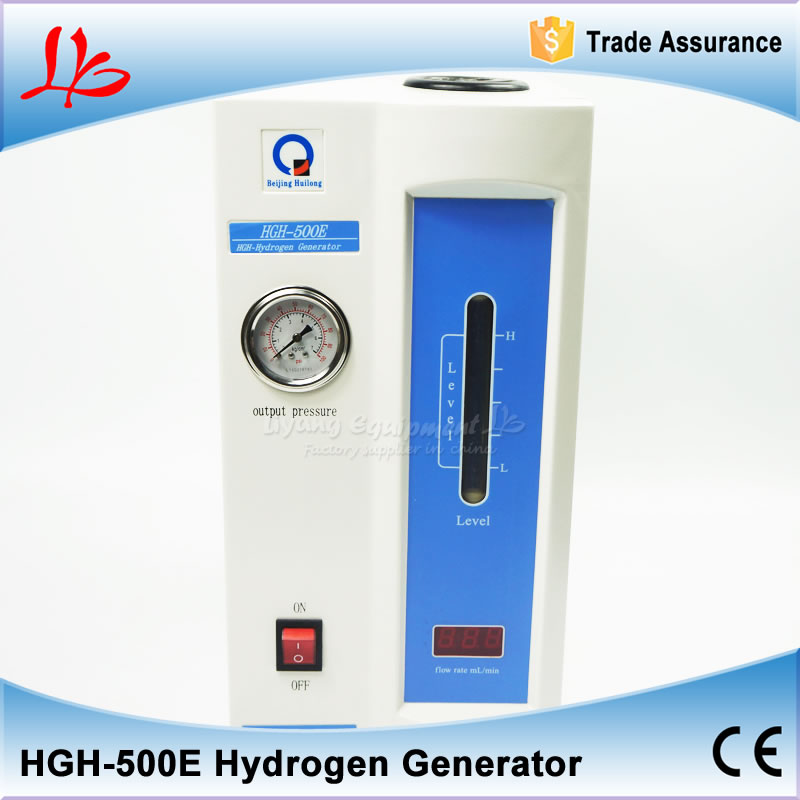 Best price HGH-500E High Purity Hydrogen Gas Generator H2 500 mL 220V new arrival hydrogen generator hydrogen rich water machine hydrogen generating maker water filters ionizer 2 0l 100 240v 5w hot