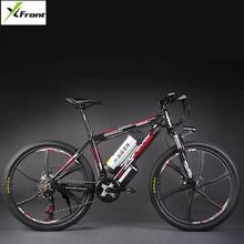 Оригинальный x-передний бренд 48 в 500 Вт 20А литиевая батарея горный электрический велосипед 27 скоростной электровелосипед скоростной спуск ebike