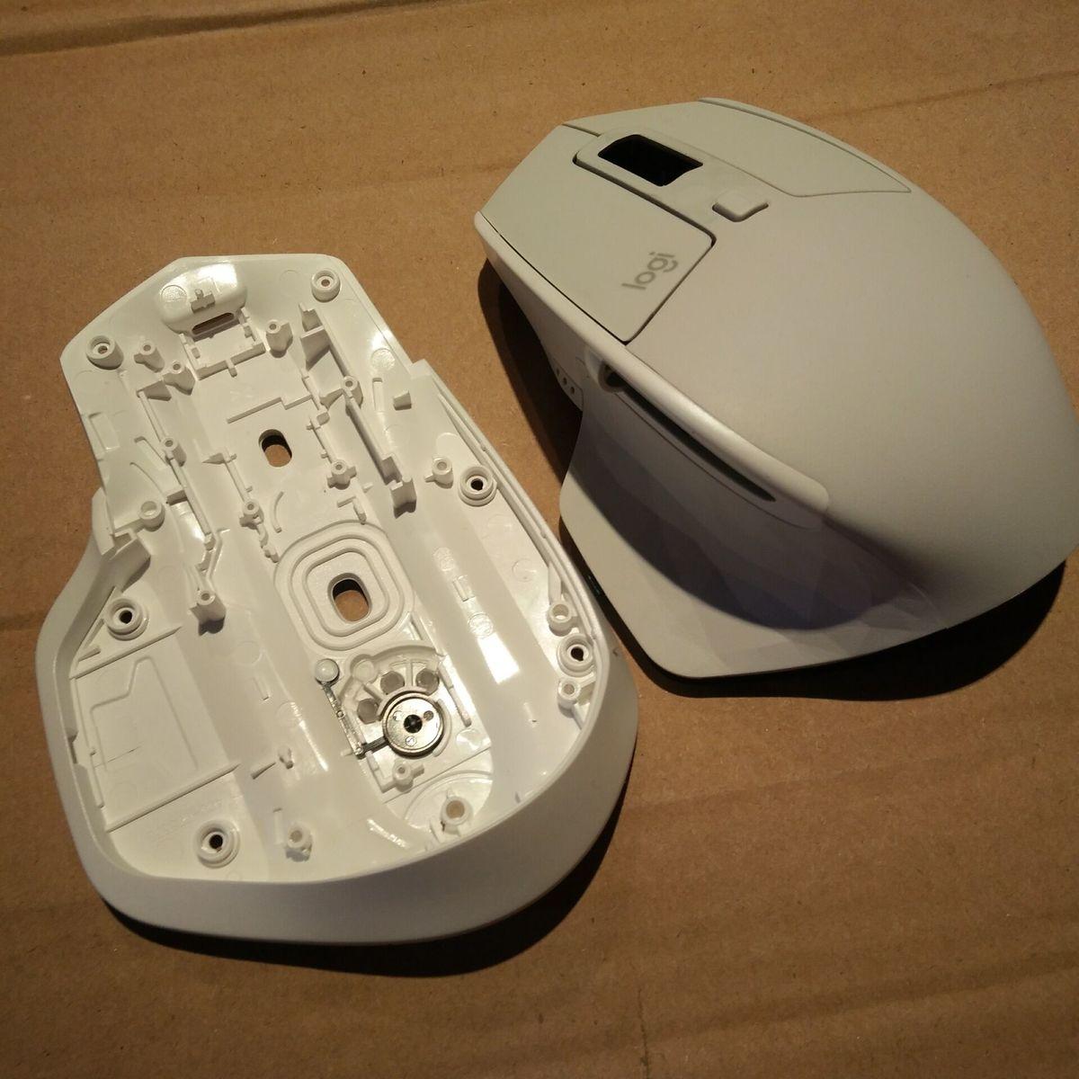 1 Set Asli Mouse Shell Perumahan Untuk Logitech Mx Madcatz Rat9 Wireless Gaming Putih Master 2 S Kasus Hanya 10 Pcs Dalam Saham Biru Di Mice Dari Komputer