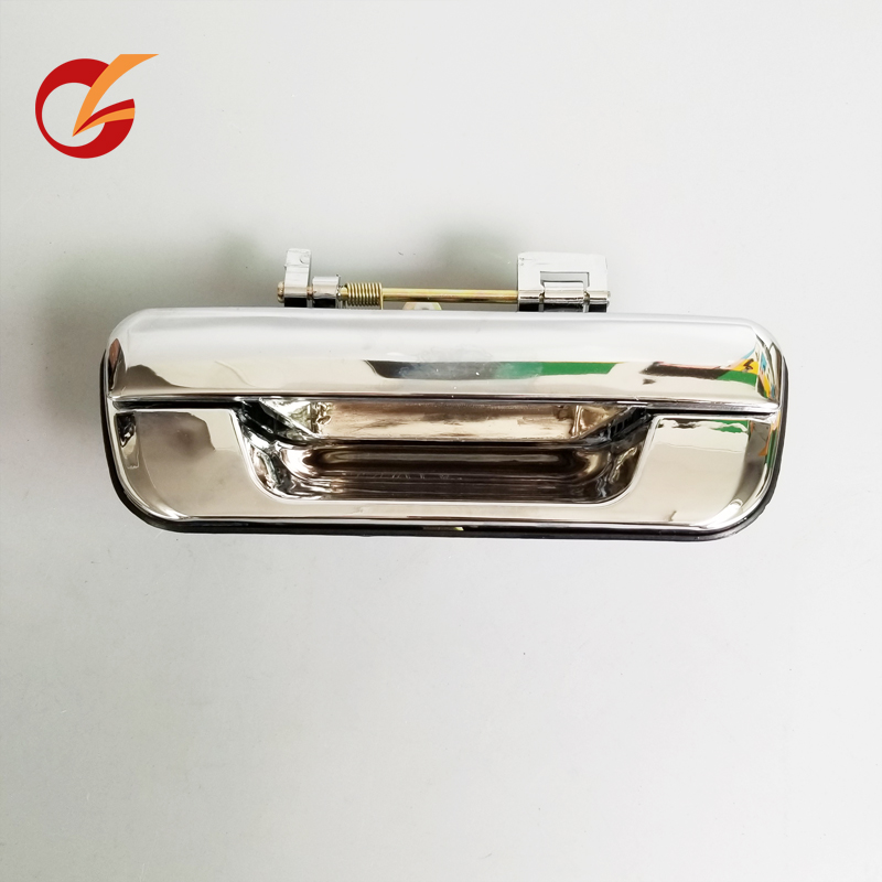 use for isuzu pickup d-max back door handle tailgate handle 2002 2003 2004 2005 2006 2007 2008 2009 2010 2011 2012 chrome