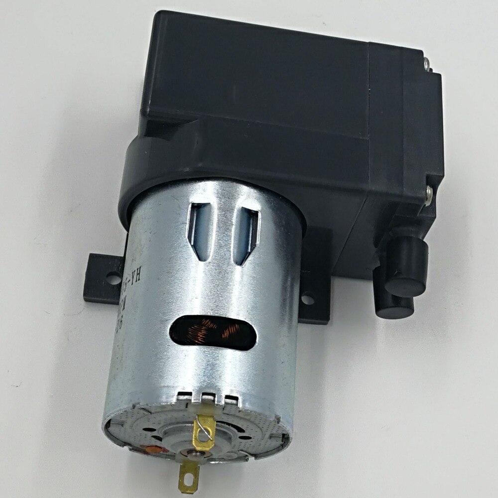 15L/M 12V dc electric diaphragm brush small air compressor pump