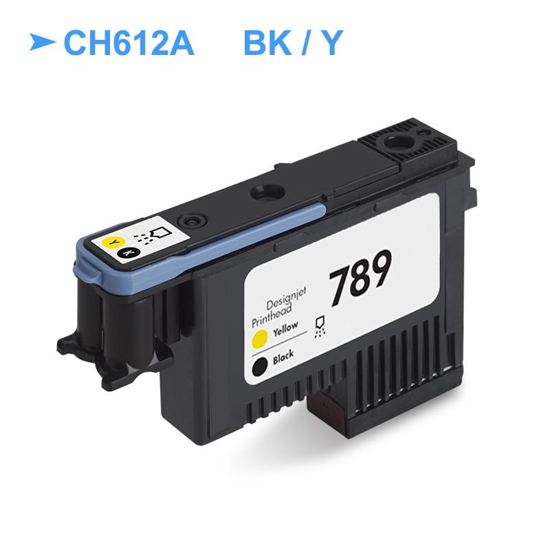 HP 789 DesignJet Printhead CH612A CH613A CH614A տպիչի - Գրասենյակային էլեկտրոնիկա - Լուսանկար 2